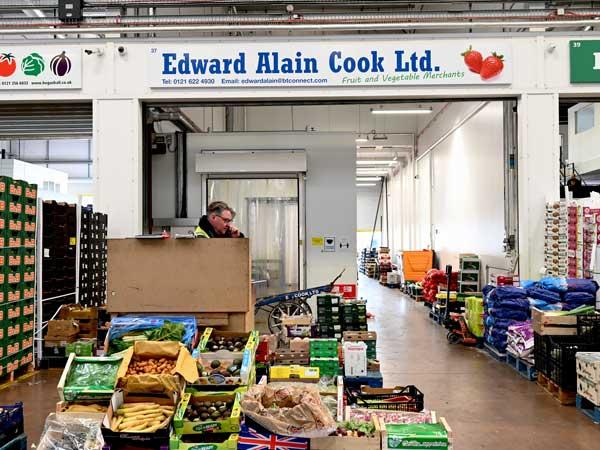 Edwards Alain Ltd