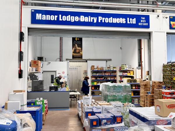 Manor Lodge Dairy Products Ltd