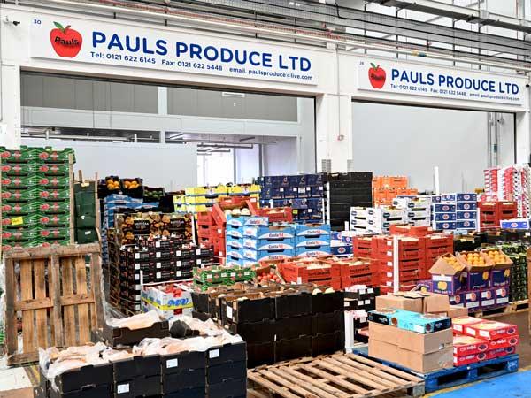 Pauls Produce