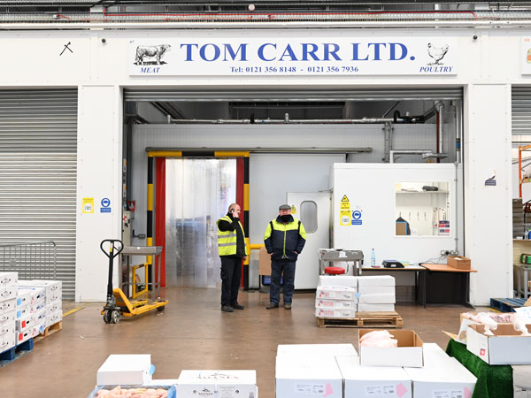Tom Carr Ltd stand