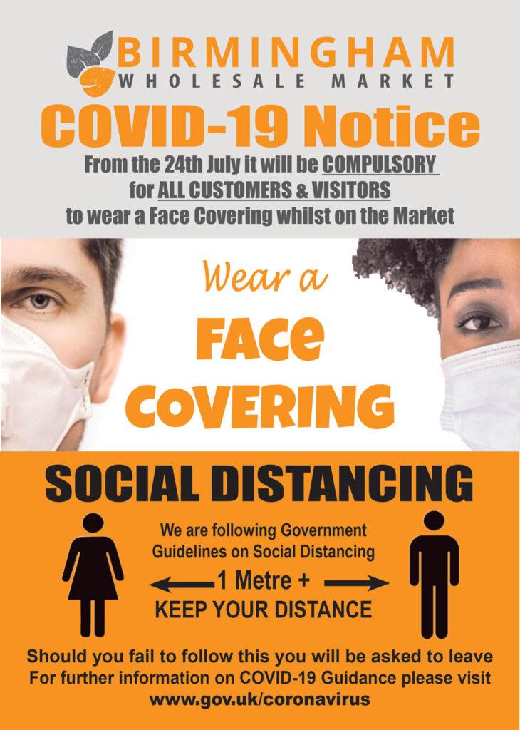 COVID Notice